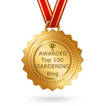 Top gardening blog