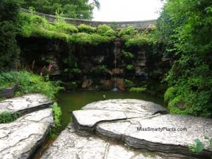 Boerner Botanical Garden rock garden