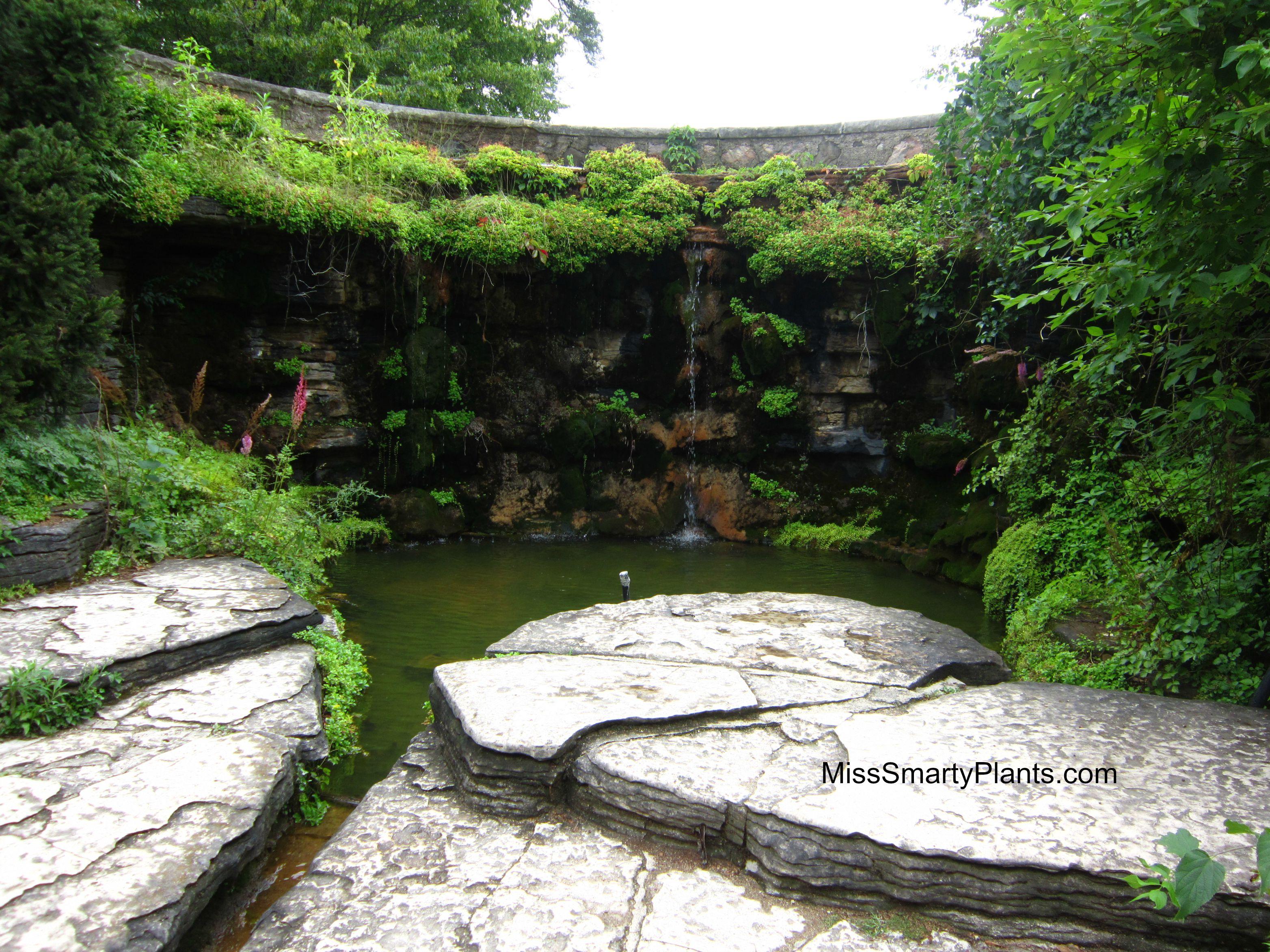 Delicieux Boerner Botanical Garden Rock Garden