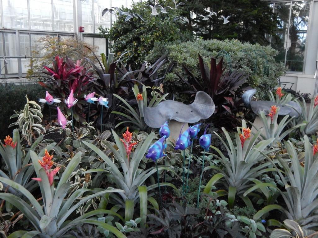 Holiday Lights at Lewis Ginter Botanical Gardens