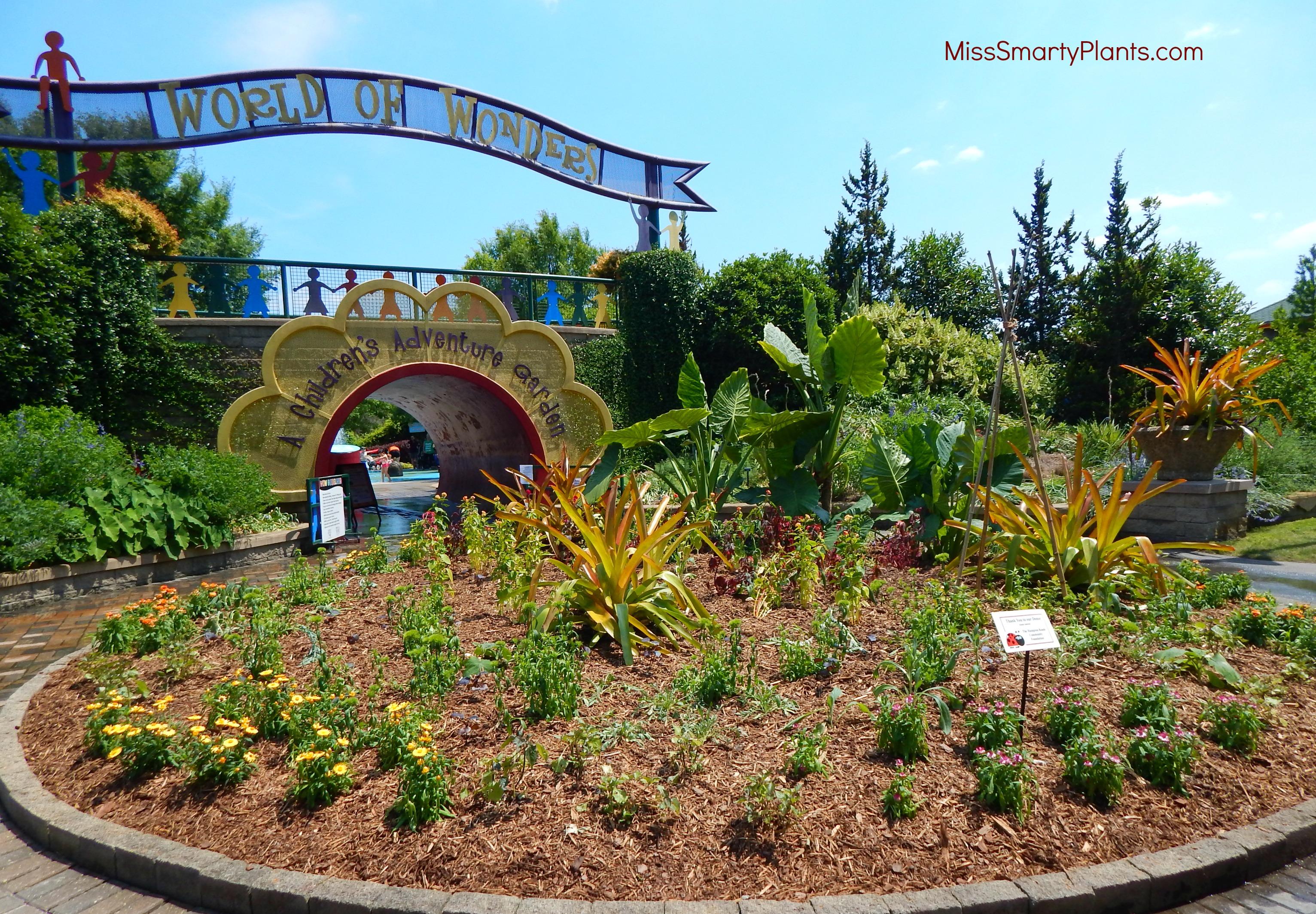 World Of Wonder At Norfolk Botanic Garden