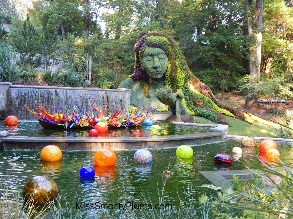 Chihuly at Atlanta Botanical Garden