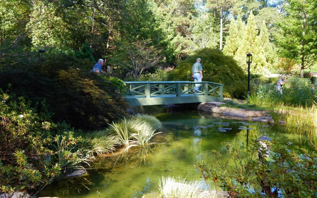 Private Garden of Arthur Blank, Home Depot co-Founder