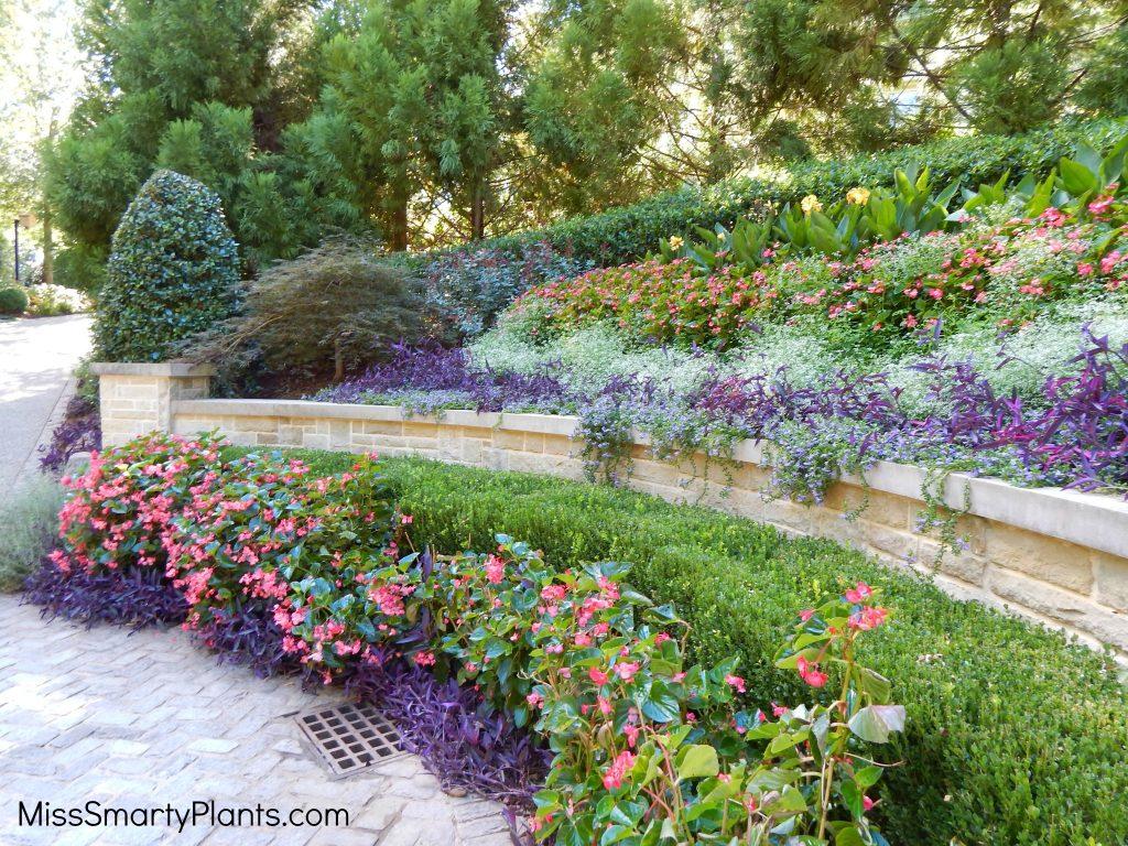 Private gardens of Arthur Blank