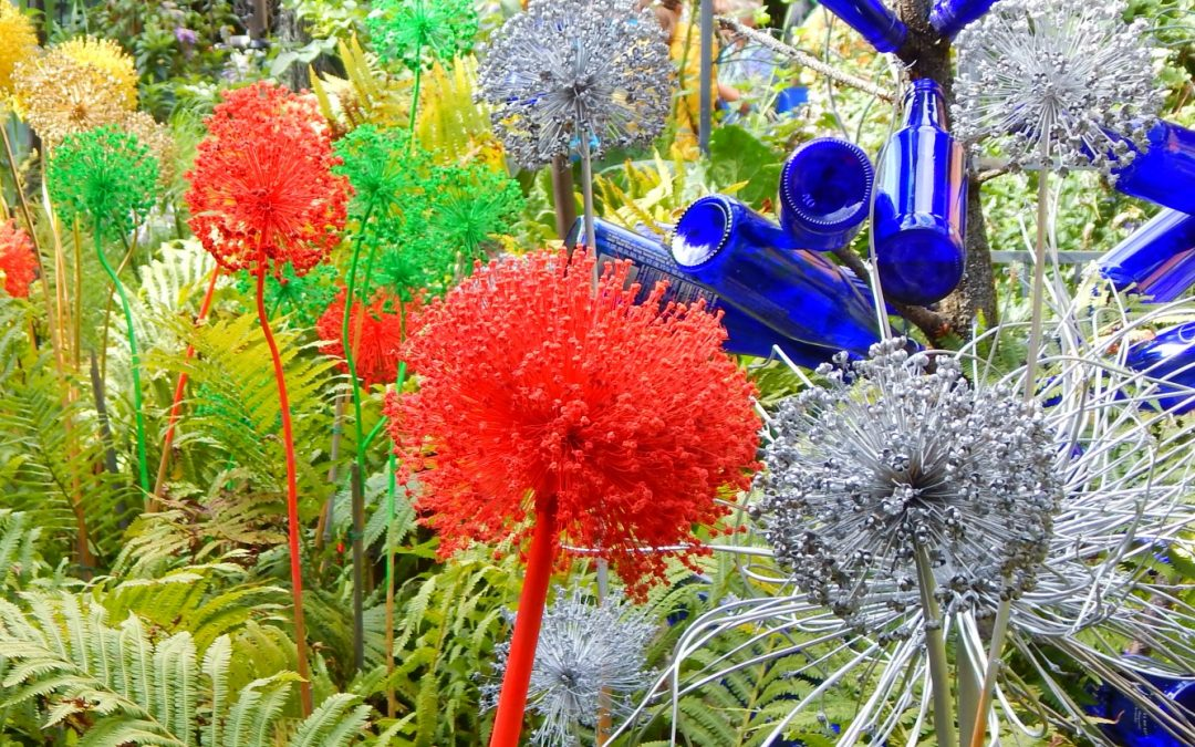 Red, White, And Blue Additions to Your Patriotic Garden