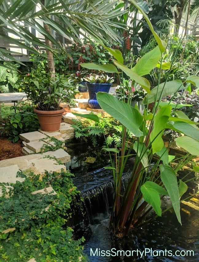 Visiting Lauritzen Gardens, Omaha's Botanic Garden