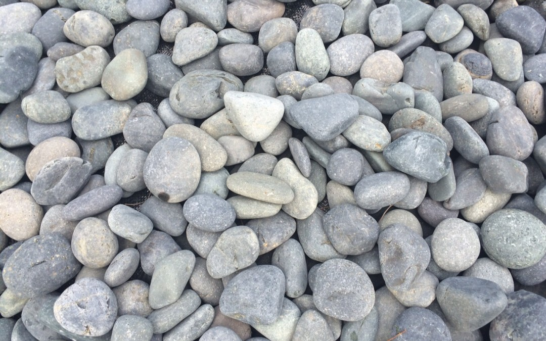 Our Mexican Beach Pebbles Project