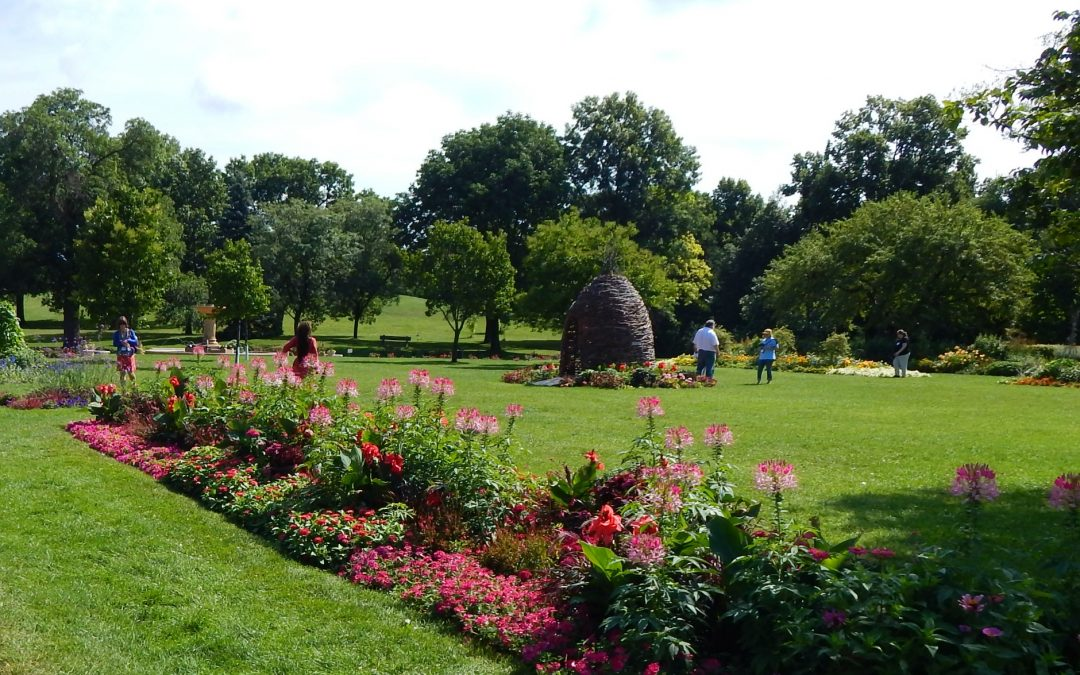 Planting Tips from Lyndale Park Gardens