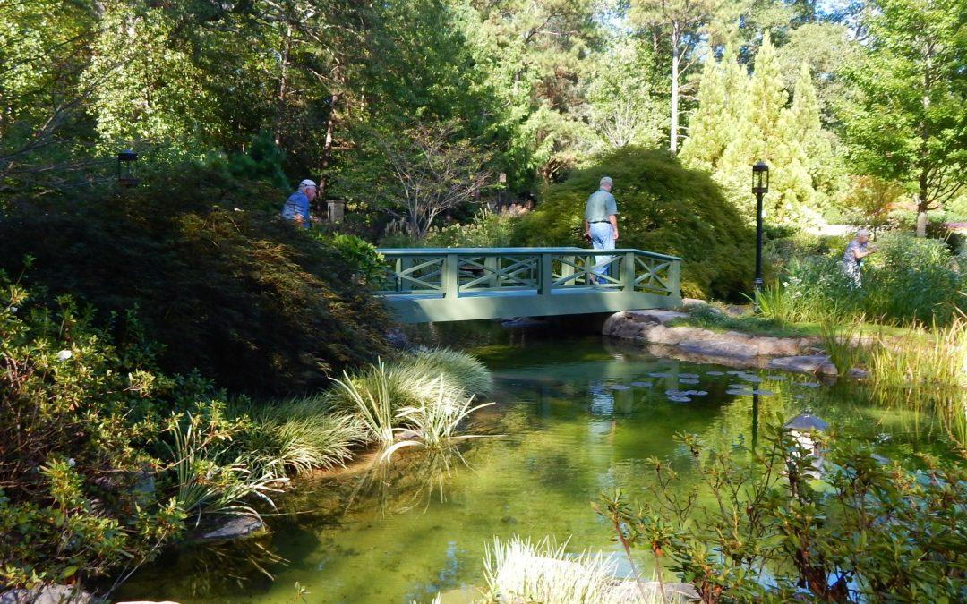 Private Garden of Arthur Blank, Home Depot co-Founder